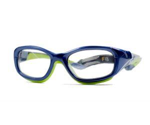 83755afeab5 Liberty Sport F8 Collection Slam Eyeglasses NVGR Shiny Navy Green  647