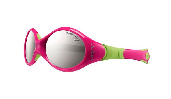 Julbo Looping 1 J189119C Infant Sunglasses with Baby Spectron 4 Fuchsia/Lime Green