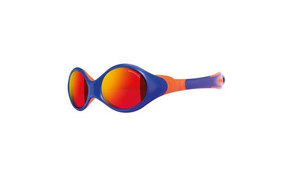 Julbo Looping 2 J3321112C Toddler Sunglasses with Spectron 3CF Blue/Orange