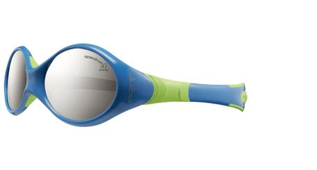 Julbo Looping 2 J332112C Baby Sunglasses with Spectron 4 Lenses Blue/Lime Green 12-24 Months