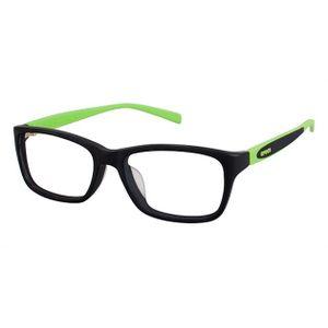 Crocs JR031 Kids Eyeglasses Black/Green