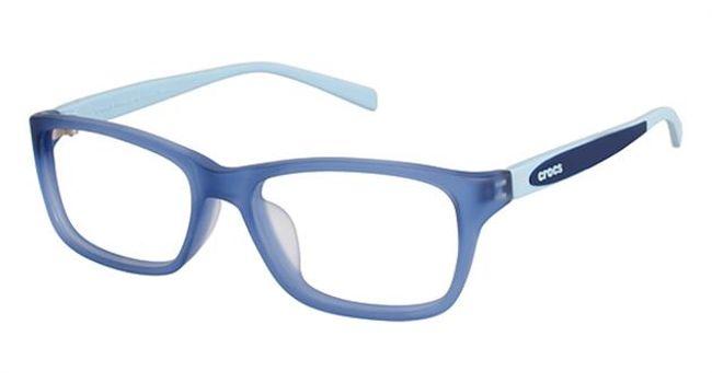 Crocs JR031 Kids Eyeglasses Blue