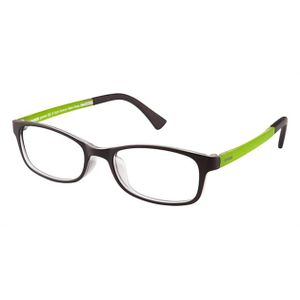 Crocs JR036 Kids Eyeglasses Black/Green 20GN