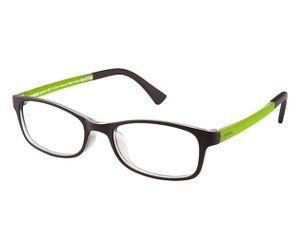 dfec712355 Crocs JR036 Kids Eyeglasses Black Green 20GN