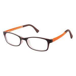Crocs JR036 Kids Eyeglasses Brown/Orange