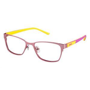 Crocs JR040 Kids Eyeglasses Pink/Yellow