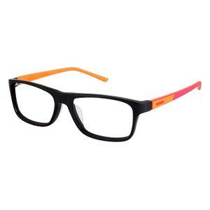 Crocs JR048 Kids Eyeglasses Black/Red
