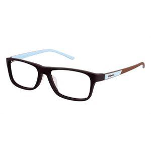 Crocs JR048 Kids Eyeglasses Brown/Blue 40BE