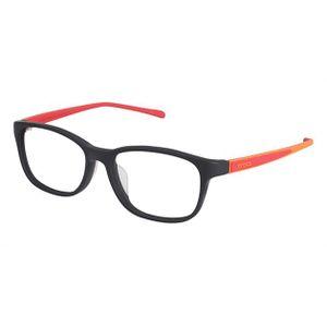 Crocs JR052 Kids Eyeglasses Black/Red 20RD