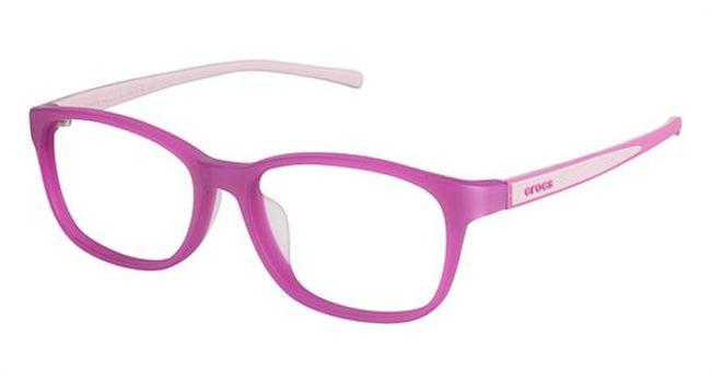 Crocs JR052 Kids Eyeglasses Pink 35VT