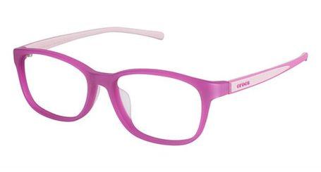 3119b2296033 Crocs JR052 Eyeglasses. Pretty eyewear for girls. - Optiwow