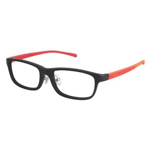 Crocs JR055 Kids Eyeglasses Black/Red