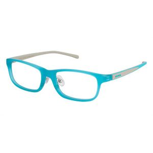 Crocs JR055 Kids Eyeglasses Blue/Grey 50GY