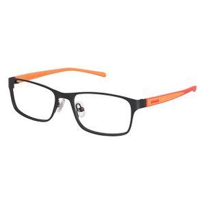 Crocs JR058 Kids Eyeglasses Black/Red