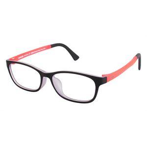 Crocs JR6005 Kids Eyeglasses Black/Pink