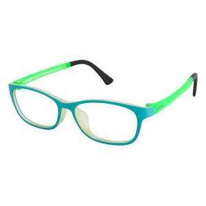 Crocs JR6005 Kids Eyeglasses Turquoise/Green