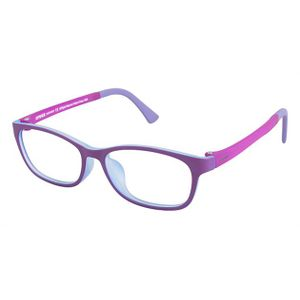 Crocs JR6005 Kids Eyeglasses Purple/Blue