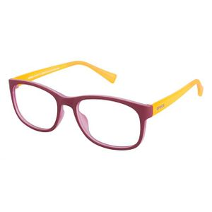 Crocs JR6006 Kids Eyeglasses Red/Yellow