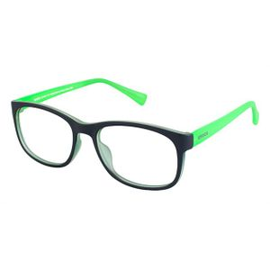 Crocs JR6006 Kids Eyeglasses Black/Green