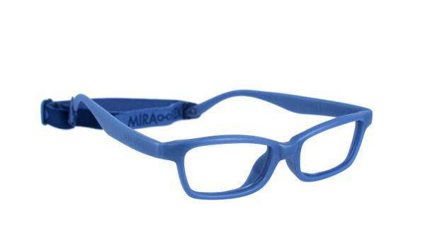 Miraflex Mayan 39  Eyeglasses Dark Blue Pearl-DP