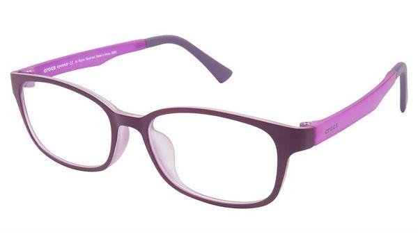 bc09ff80229a Crocs JR6012 Eyeglasses. Pretty lenses for kids. - Optiwow