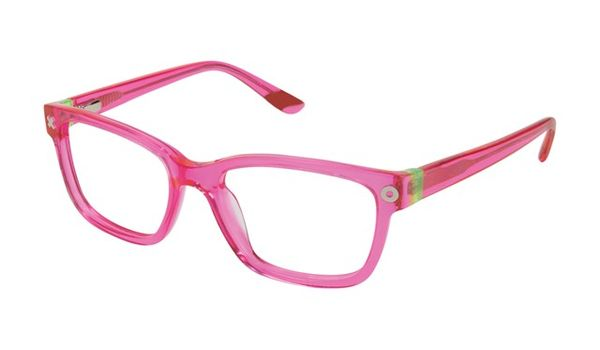gx by Gwen Stefani Juniors GX801  Kids Glasses Pink PNK