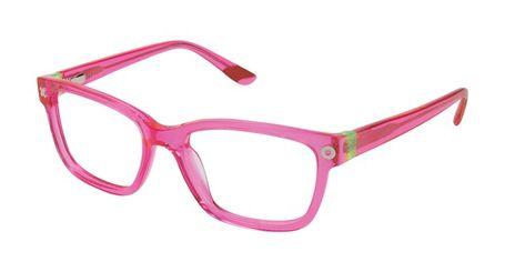 gx by Gwen Stefani Juniors GX801  Kids Glasses Pink PNK