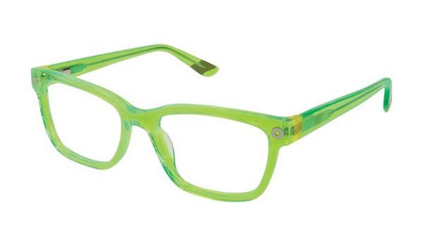 gx by Gwen Stefani Juniors GX801  Kids Glasses Green GRN