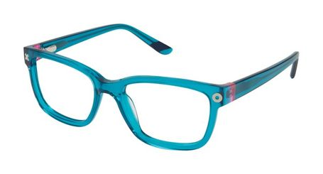 gx by Gwen Stefani Juniors GX801  Kids Glasses Teal TEA