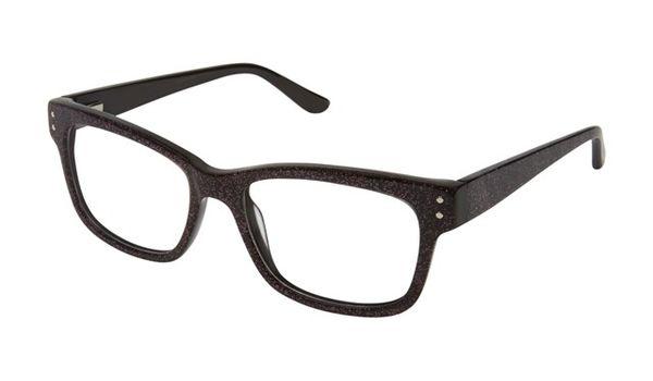 gx by Gwen Stefani Juniors GX804  Kids Glasses Black Glitter BLK