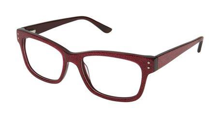 gx by Gwen Stefani Juniors GX804  Kids Glasses Magenta Glitter MAG