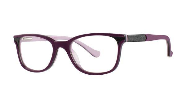 Kensie Girl Attractive Kids Eyeglasses Pink