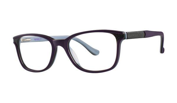 Kensie Girl Attractive Eyeglasses Purple