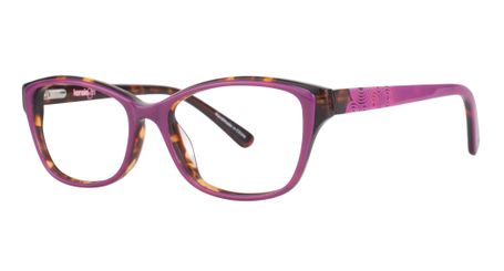 Kensie Girl Bubble Eyeglasses Pink