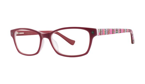 Kensie Girl Wonder Eyeglasses Rose