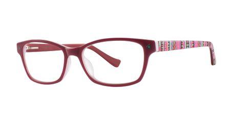 Kensie Girl Wonder Kids Eyeglasses Rose