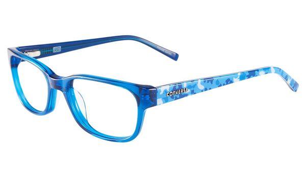 Converse Kids Eyeglasses K300 Blue