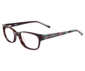 Converse Kids Eyeglasses K300 Tortoise
