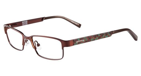 Converse Kids Eyeglasses K100 Brown