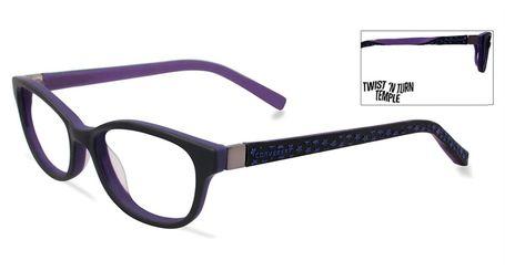 Converse Kids Eyeglasses K022 Black
