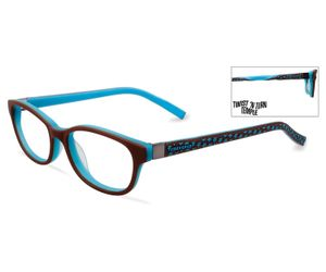 Converse Kids Eyeglasses K022 Brown