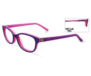 Converse Kids Eyeglasses K022 Purple