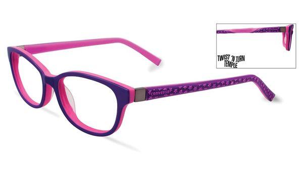 Converse Kids Eyeglasses K022 Purple