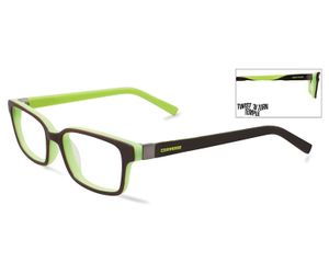 Converse Kids Eyeglasses K020 Brown