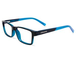 690318d4360 Converse Kids Eyeglasses K017 Black Blue