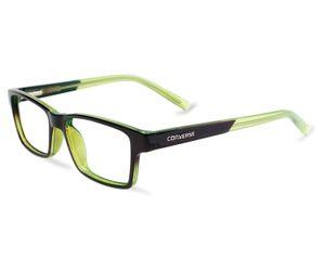 Converse Kids Eyeglasses K017 Black/Geen