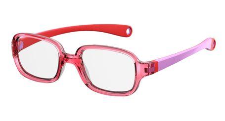 Kids By Safilo Sa0003/N Eyeglasses Pink 035J