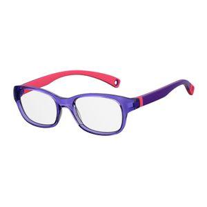 Kids By Safilo Sa0007 Eyeglasses Violet Fuchsia 0365