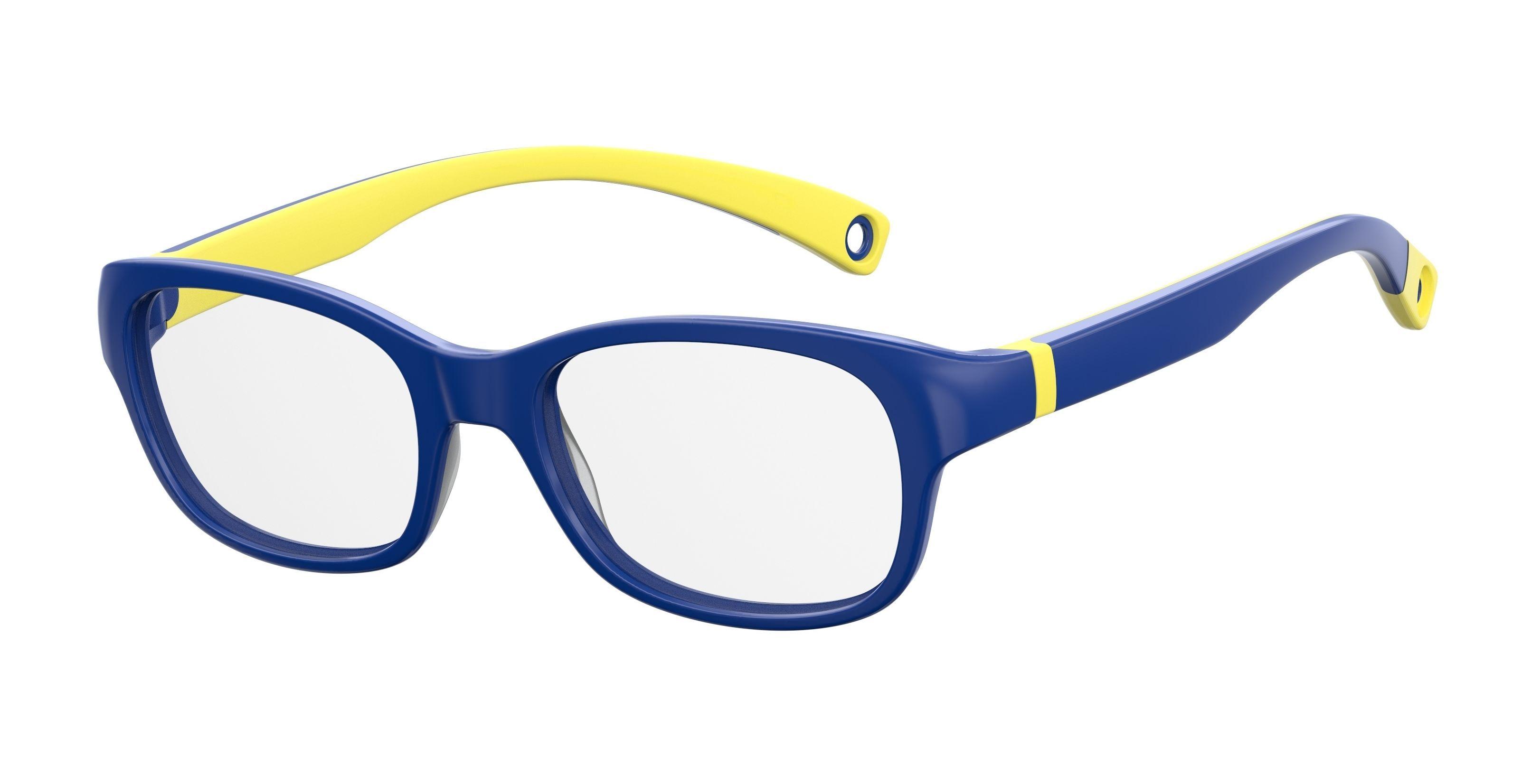 Kids By Safilo Sa0007 Eyeglasses Blue Yellow 0DCD Sa0007-0DCD - Optiwow
