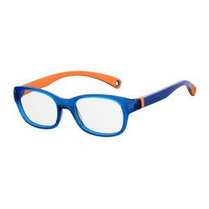 Kids By Safilo Sa0007 Eyeglasses Blue Orange 0LWS